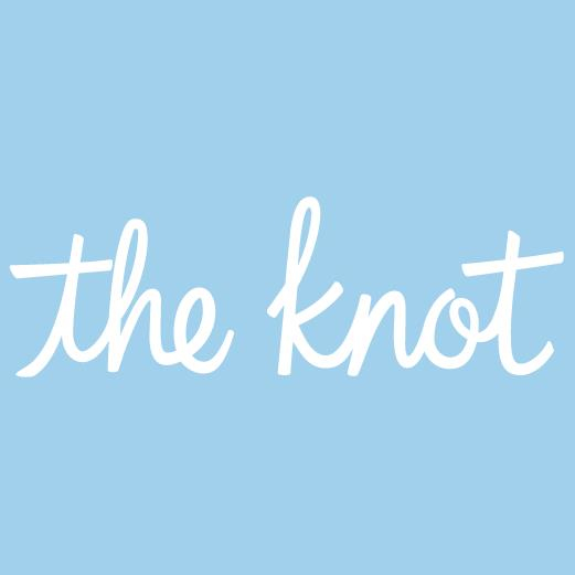 check us out on the knot